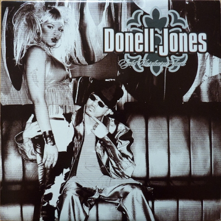 Donell Jones ‎– Eight Unreleased Jams