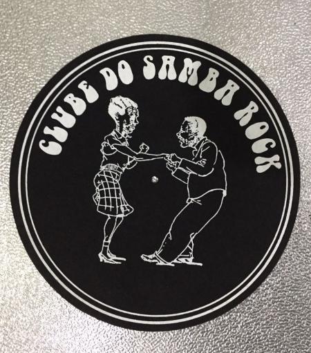 Feltro Clube do Samba Rock  Espessura Media UNIDADE