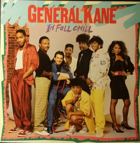 General Kane ‎– In Full Chill