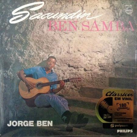 Jorge Ben – Sacundin Ben Samba
