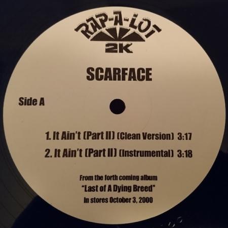 Scarface ?– It Ain't Part II