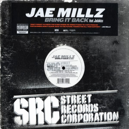 Jae Millz ?– Bring It Back