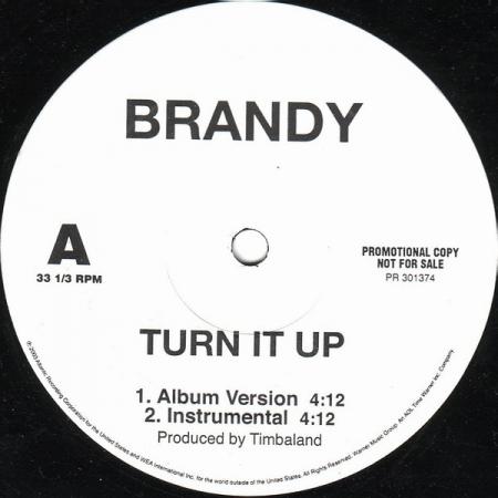 Brandy ?– Turn It Up