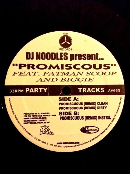 DJ Noodles ?– Promiscous