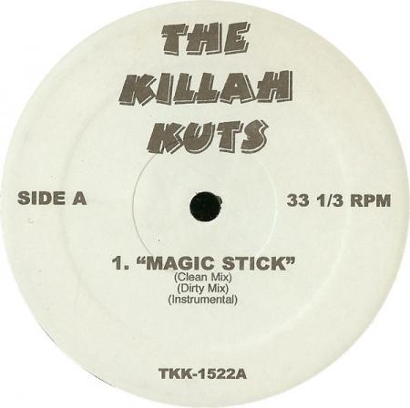 The Killah Kuts - Magic Stick