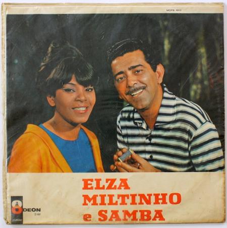 Elza E Miltinho – Elza Miltinho E Samba