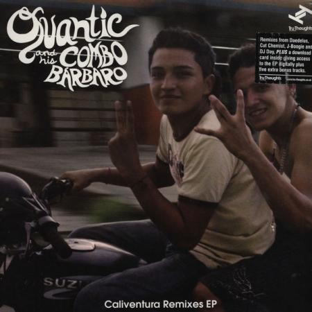 Quantic And His Combo Bárbaro – Caliventura Remixes EP