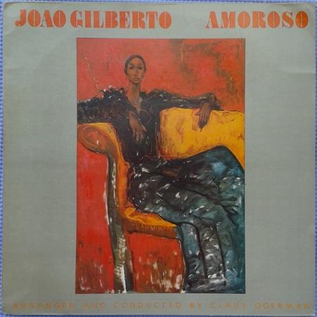 João Gilberto – Amoroso