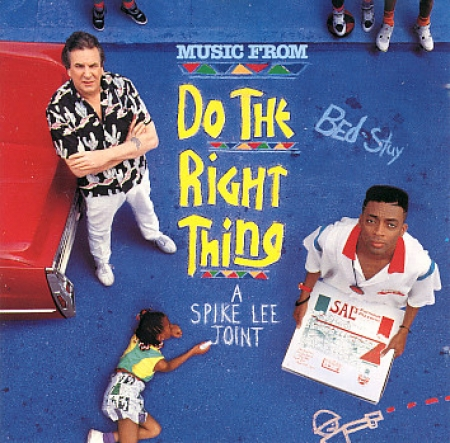 Music From - Do The Right Thing (Trilha Sonora Original do Filme Faça a Coisa Certa)
