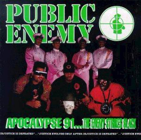 Public Enemy ‎– Apocalypse 91...The Enemy Strikes Black