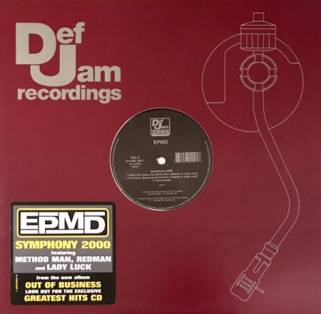 EPMD ‎? Symphony 2000 / Right Now