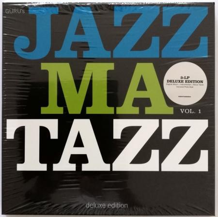 Guru ?– Jazzmatazz Volume: 1 (Deluxe Edition)