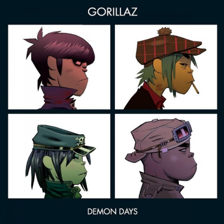 Gorillaz ?– Demon Days
