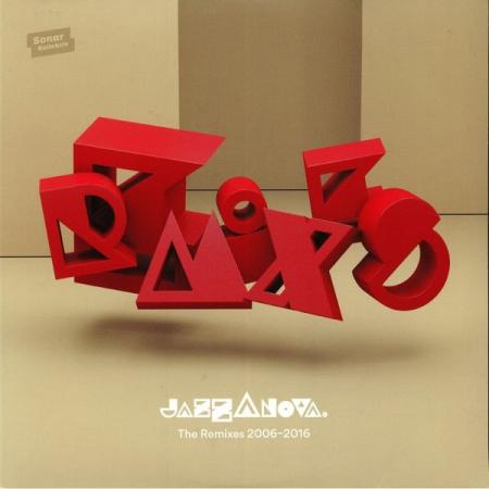 Jazzanova ?– The Remixes 2006-2016