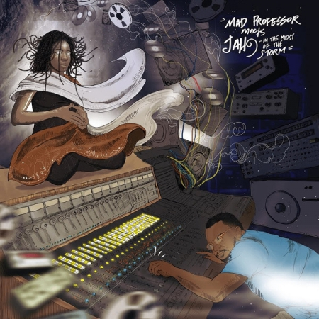 Mad Professor Meets Jah9 ?– In The Midst Of The Storm