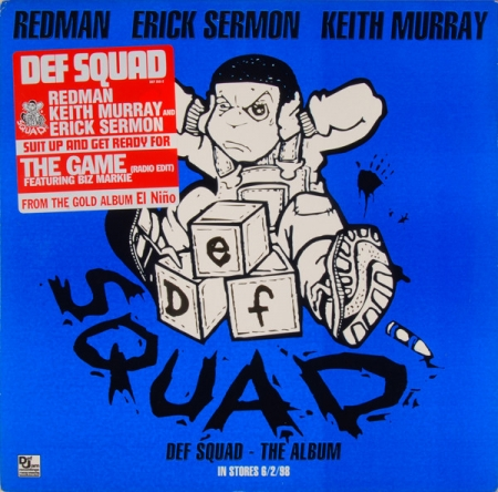 Def Squad ?– The Game / Countdown