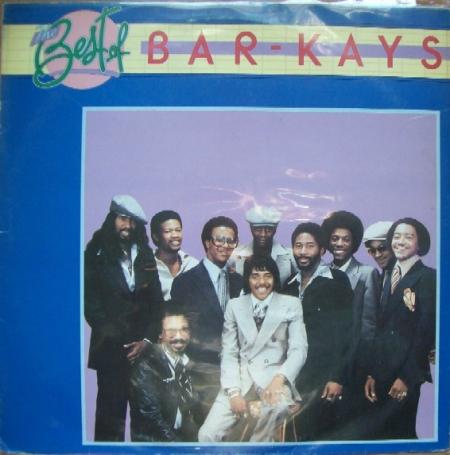 Bar-Kays ?– The Best Of Bar-Kays
