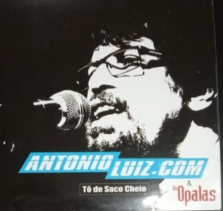 Antonio Luiz & Os Opalas - To De Saco Cheio