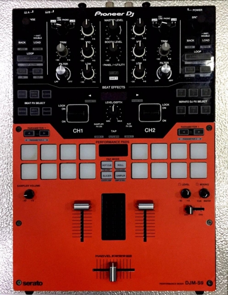 Mixer Pioneer DJM-S9 (Semi Novo)