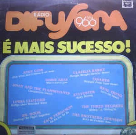 Difusora AM 960 KHz - É Mais Sucesso!