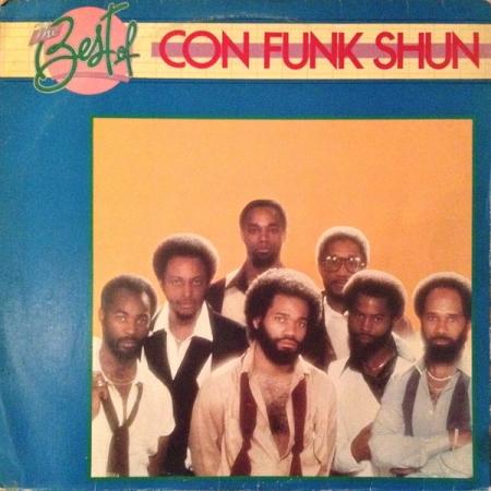 Con Funk Shun ?– The Best Of Con Funk Shun