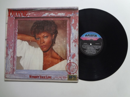 Dionne Warwick ?– Without Your Love
