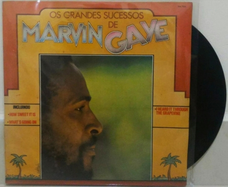 Marvin Gaye ?– Os Grandes Sucessos De Marvin Gaye