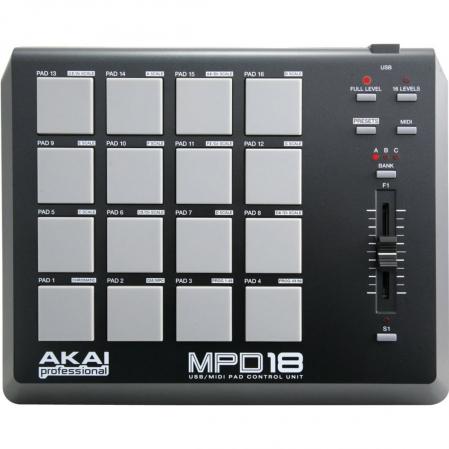 MPD 18 Akai
