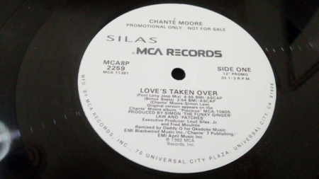 Chanté Moore ?– Love's Taken Over