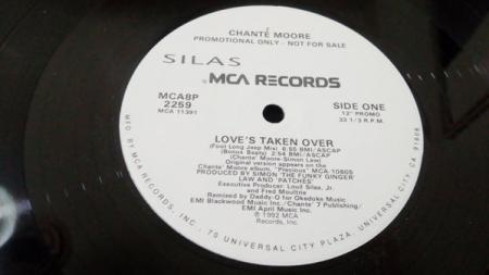 Chanté Moore ?– Love's Taken Over