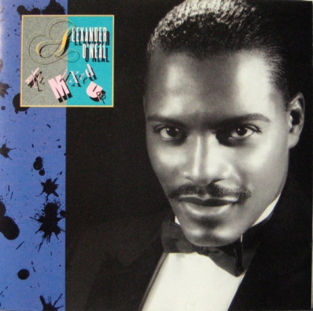 Alexander O'Neal ?– All Mixed Up