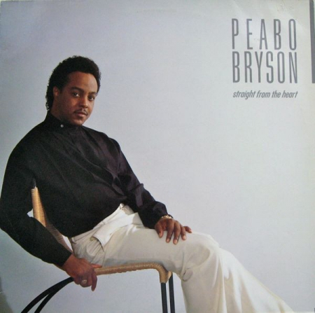 Peabo Bryson ?– Straight From The Heart