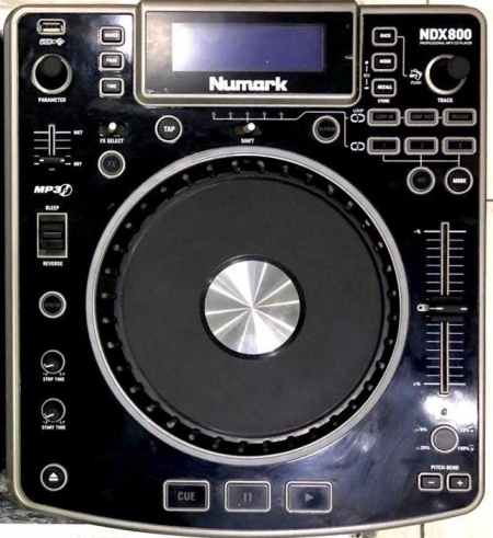 CDJ Player NDX 800 Numark C/ Usb (1 Unidade)