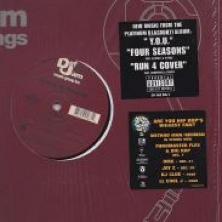 Method Man & Redman ?– Y.O.U. / 4 Seasons / Run 4 Cover