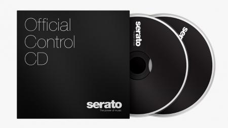 Timecode Oficial Control CD Serato (O Par) LACRADO