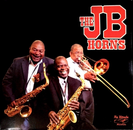 The JB Horns - Just Chillin / Picture On The Wall