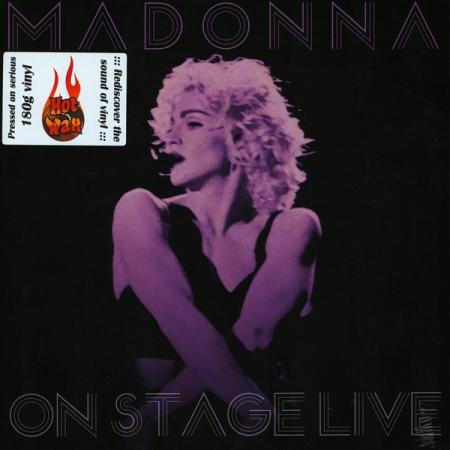 Madonna ?– On Stage Live (Dallas, 1990 & Tokyo 1993)