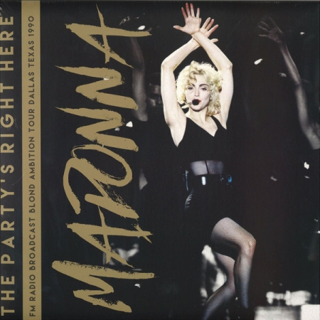 Madonna ?– The Party's Right Here
