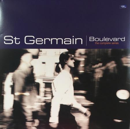 St Germain ?– Boulevard (The Complete Series)