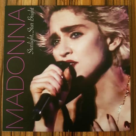 Madonna ?– Starlight, Star Bright