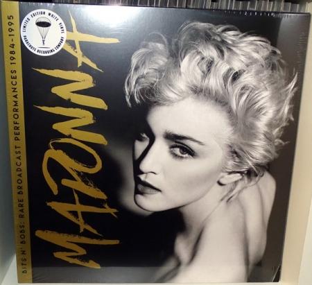 Madonna ?– Bits N Bobs Rare Broadcast Performances 1984-1995