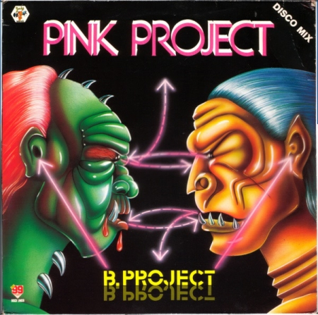 Pink Project ?– B.Project