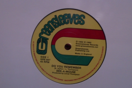 Eek-A-Mouse ?– Do You Remember