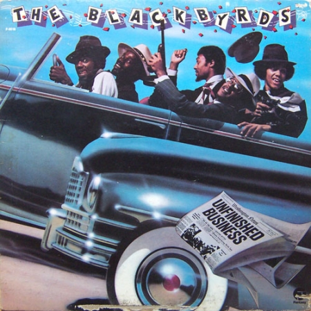 The Blackbyrds-Unifished Business