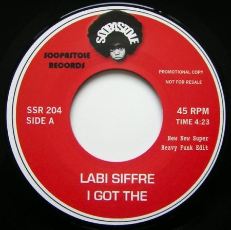 Labi Siffre / Banbarra ?– I Got The / Shack Up