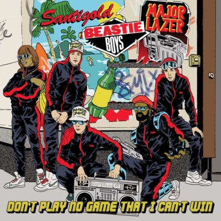 Beastie Boys feat. Santigold & Major Lazer ?– Don't Play No Game That I Can't Win