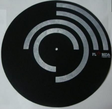 Feltro Florida Records Espessura Fina (UNIDADE)