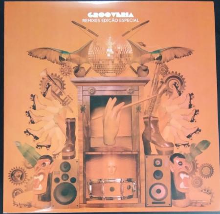 Grooveria ?– Remixes Edição Especial