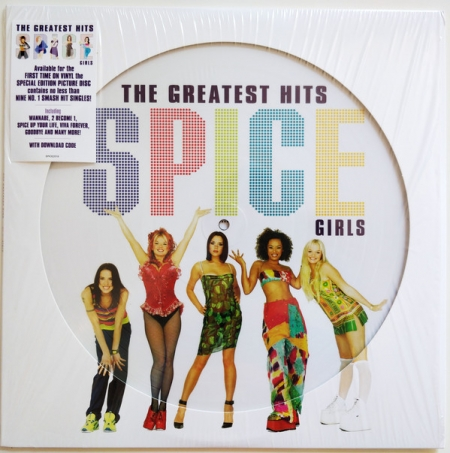 Spice Girls ?– The Greatest Hits (VINIL PICTURE)