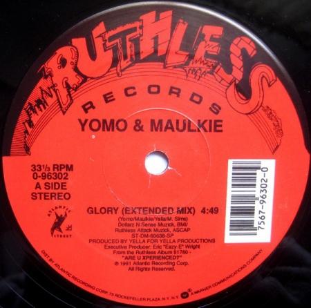 Yomo & Maulkie ?– Glory